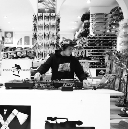 DJ Rookie –Some Hip Hop Tunes