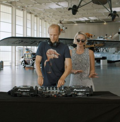 Boris Brejcha B2B Ann Clue – Some Minimal Tunes